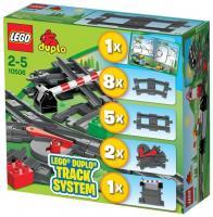 Фото LEGO Duplo 10506 Дополнительные элементы для поезда