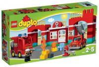 Фото LEGO Duplo 10593 Пожарная станция