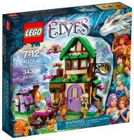 Фото LEGO Elves 41174 Отель Звёздный свет