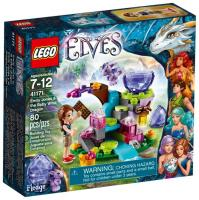 Фото LEGO Elves 41171 Эмили Джонс и дракончик ветра
