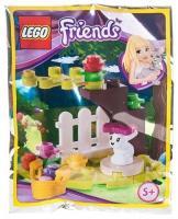 Фото LEGO Friends 561503 Подружки Забавный кролик