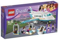 Фото LEGO Friends 41100 Частный самолет конструктор