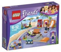 Фото LEGO Friends 41099 Скейт-парк Хартлейк сити конструктор