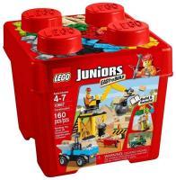 Фото LEGO Juniors 10667 Стройка