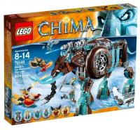 ���� LEGO Legends of Chima 70145 ������� ������-��������� �����