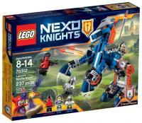 Фото LEGO Nexo Knights 70312 Ланс и его механический конь