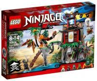Фото LEGO Ninjago 70604 Остров тигриных вдов