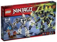 Фото LEGO Ninjago 70737 Битва механических титанов