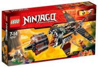 Фото LEGO Ninjago 70747 Скорострельный истребитель Коула