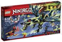 Фото LEGO Ninjago 70736 Атака дракона Морро конструктор