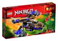 Фото LEGO Ninjago 70746 Атака кондракоптера