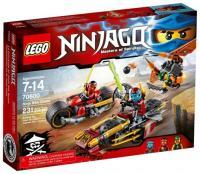 Фото LEGO Ninjago 70600 Погоня на мотоциклах