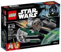 Фото LEGO Star Wars 75168 Звёздный истребитель Йоды
