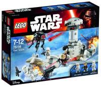Фото LEGO Star Wars 75138 Нападение на Хот