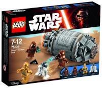 Фото LEGO Star Wars 75136 Спасательная капсула дроидов