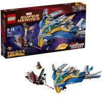 Фото LEGO Super Heroes 76021 Стражи Галактики: Спасение на космическом корабле