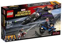 Фото LEGO Super Heroes 76047 Преследование Чёрной Пантеры