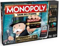 Фото Hasbro Монополия с банковскими карточками (A7444)