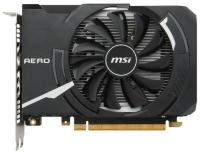 Фото MSI GeForce GTX 1050 TI AERO ITX 4G OC