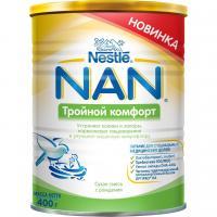 Фото Nestle NAN Тройной Комфорт 400 г