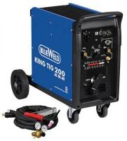 Blueweld KING TIG 200 AC/DC-HF 400V