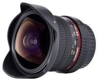 Samyang 12mm f/2.8 ED AS NCS Fish-eye Samsung NX