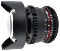 Samyang 14mm T3.1 ED AS IF UMC VDSLR Sony E