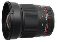 Samyang 24mm f/1.4 ED AS UMC Canon EF