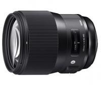 Фото Sigma 135mm f/1.8 DG HSM Art Sony E