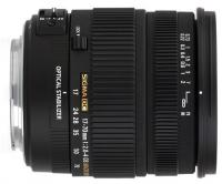 Sigma 17-70mm f/2.8-4 DC MACRO OS HSM Canon EF-S