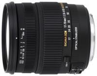 Sigma 17-70mm f/2.8-4 DC MACRO OS HSM Nikon F