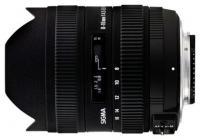 Sigma 8-16mm f/4.5-5.6 DC HSM Canon EF-S