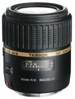 Tamron SP AF 60mm f/2.0 Di II LD Macro Nikon F