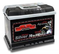 Sznajder 6CT-70 Silver (570 25)