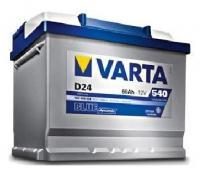 Фото Varta 6СТ-60 BLUE dynamic (D43)