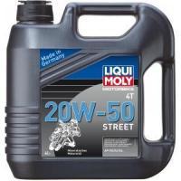 Liqui Moly Motorbike 4T Street 20W-50 4� (1696)