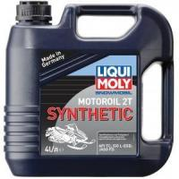 Liqui Moly Snowmobil Motoroil 2T Synthetic 4л (2246)
