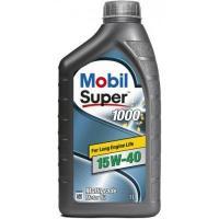 MOBIL Super 1000 X1 15W-40 1л