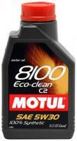 Motul 8100 Eco-clean 5W-30 1л