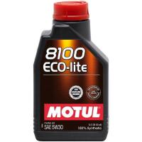 Motul 8100 Eco-Lite 5W-30 1л