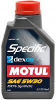 Motul Specific DEXOS2 5W-30 1л