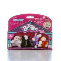 BeanZees Набор с 4 игрушек Серия 3 (34031)