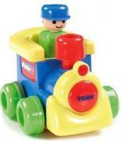Tomy Инерционная игрушка (Самолет / Паровоз / Машинка) (1012)