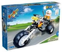 BanBao Полиция 8352 Полицейский на мотоцикле