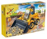 BanBao Строительство 8539 Маленький погрузчик