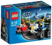 LEGO City 60006 Полицейский квадроцикл