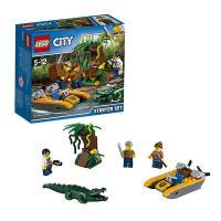 LEGO City 60157 Набор «Джунгли» для начинающих