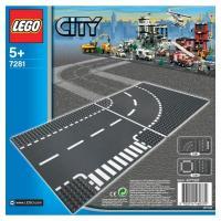 LEGO City 7281 Повороты