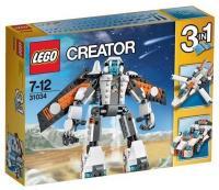 LEGO Creator 31034 Летающий робот