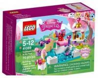 LEGO Disney Princess 41069 Трежер отдыхает в бассейне